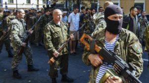 Ukraine : Qui sont les quatre Français partis se battre avec les séparatistes pro-russes ?