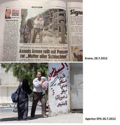 Monde : Les médias vous mentent sur Assad et sur la Syrie