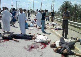 Irak : 70 morts dans une mosquée sunnite, les chiites accusés