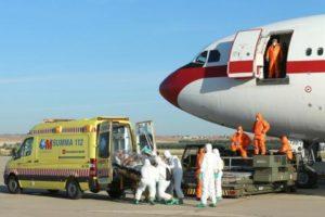 Ébola : Premier cas suspect en Espagne depuis la mort du missionnaire rapatrié