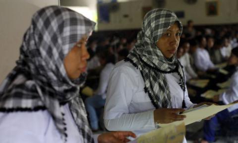 Les domestiques autres travailleurs esclaves au qatar for Maison du monde qatar
