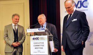 jacques attali congres juif mondial