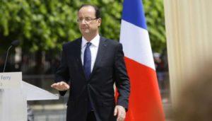 L'UPR demande au parlement d'engager la procédure de destitution de François Hollande