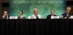 Le FMI veut que les contribuables garantissent les prêts octroyés aux entreprises !