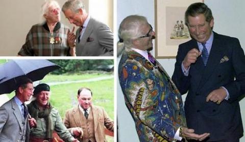 Elisabeth 2  La Reine Reptilienne a parlé...Les merdias étaient ravis !  Prince-charles-jimmy-savileaccd